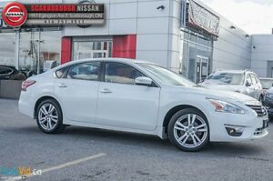 2013 Nissan Altima 3.5 SL-ACCIDENT FREE AND LOADED!!!!