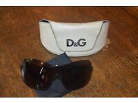 Brand New AUTHENTIC D&G Dolce & Gabbana Sunglasses RRP £239