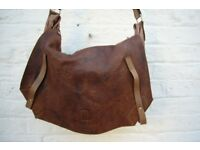 ALLY CAPELLINO Leather Shoulder Bag
