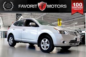 2008 Nissan Rogue S | PWR WINDOWS | CRUISE CONTROL | AUX
