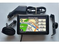 "5"" GARMIN nüvi® 1490T Latest UK, EUROPE Australia N Z Traffic Bluetooth SpeedCam (no offers, please)"