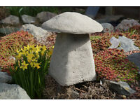 A very realistic staddle stone