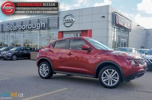 2013 Nissan Juke SV-ACCIDENT FREE WITH UNDER 20000KM'S!!!