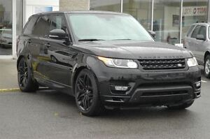 2015 Land Rover Range Rover Sport SC + AUTOBIOGRAPHY + STEALTH P