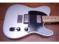 Fender Telecaster Blacktop HH Guitar w/ Hardcase