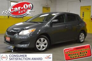 2011 Toyota Matrix AUTO ONLY 85,000 KMS