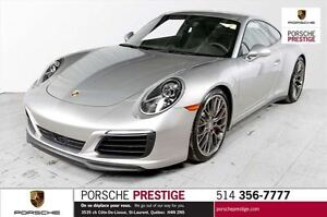 2017 Porsche 911 Carrera 4S Coupe                   Pre-owned