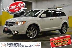 2016 Dodge Journey R/T AWD LEATHER 3rd ROW