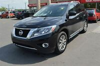 2014 Nissan Pathfinder SL LEATHER