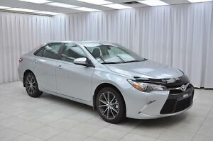 2016 Toyota Camry XSE ECO SEDAN w/ NAV, HTD SEATS, DUAL CLIMATE