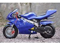 BRAND NEW Pocket bike Dirt ATV Motor Mini Moto 49cc 50cc 2 Stroke 50 cc Quad Pit 2017 Scrambler