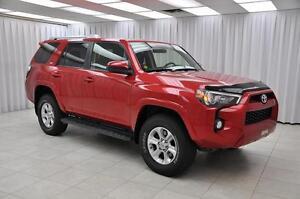 2014 Toyota 4Runner SR5 4x4 ECO SUV w/ BLUETOOTH, BACK-UP CAM &