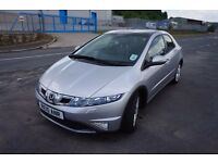 Honda Civic 2.2 CDTI EX GT