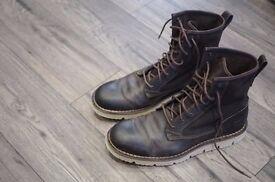 Timberland Men's Westmore Boot Sensorflex Technology - Dark brown/UK size 9