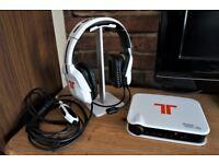 MADCATZ TRITTON 720+ 7.1 SURROUND HEADSET PS3 PS4 PC MAC