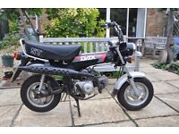 HONDA DAX ST50 K very low mileage