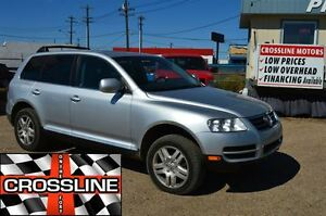 2006 Volkswagen Touareg V8 | Heated Leather | Touch Screen |