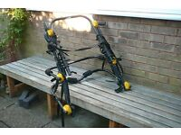 Bicycle carrier rack