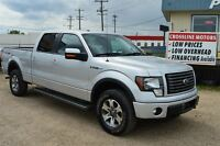 2012 Ford F-150 FX4 - Leather Interior - Fully Loaded