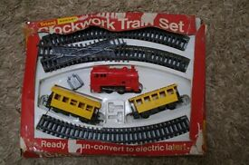 Triang Hornby Trainset