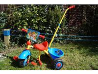 Bob the Builder Trike