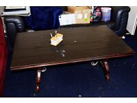 Vintage, Solid Wooden Coffee Table for sale / Pick up Only CHEAP CHEAP CHEAP