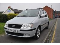 HYUNDAI MATRIX 1.6 GSI 5DR PETROL (2 KEYS, NO ADVISORY)