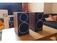 5.1 Surround sound speakers Wharfedale 121 101C BK Gemin II Gale Moviestar £400