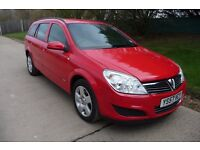 2008 Vauxhall Astra Estate 1.7cdti Only 61000 miles Diesel. Low Tax. Excellent MPG