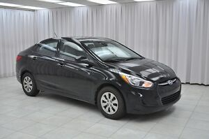 2016 Hyundai Accent 0.9% AVAILABLE! L 6SPD SEDAN w/ USB/AUX PORT