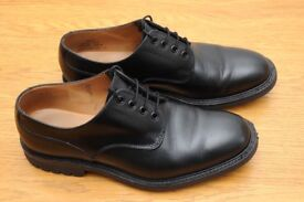 Loake Gents Mens Leather Shoe - Size 9
