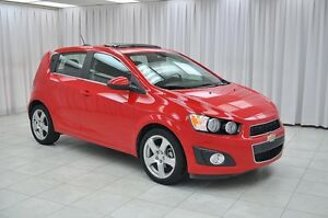 2016 Chevrolet Sonic LT TURBO 5DR HATCH w/ BLUETOOTH, HTD SEATS,