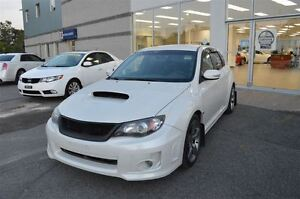 2010 Subaru Impreza WRX STi SPORT-TECH*PACKAGE/SILVER/WHEELS*BAS