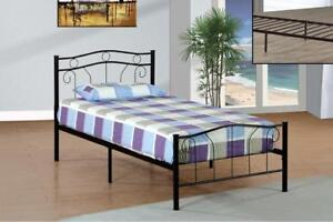 SINGLE BED - BEST QUEEN BEDS ON SALE (IF96)
