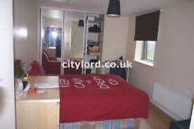 Modern Spacious 2 bedroom ground floor flat to rent right between Mile end & Bow