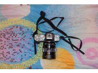 Fuji x-T1 graphite silver + 23mm 1.4 + accesories