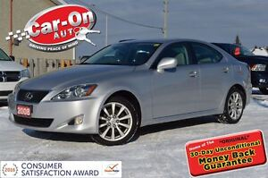 2008 Lexus IS 250 AWD PREMIUM ONLY 74,000KM