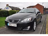 LEXUS IS 220 2.2 TD 4DR ( FULL SERVICE HISTORY)