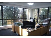 1,130 sq ft First Floor Office Space Available with Parking! Central Bournemouth BH1