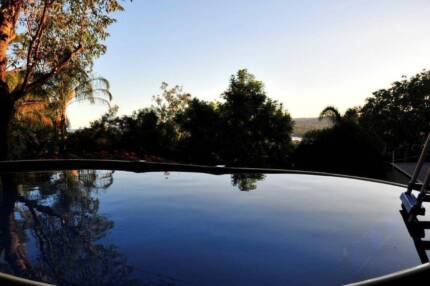 Billabong Spacemiser Braced Oval Above Ground Pool Newport Pittwater Area Preview