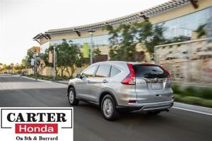 2015 Honda CR-V EX-L + AWD + ACCIDENT FREE + LOW KMS + CERTIFIED