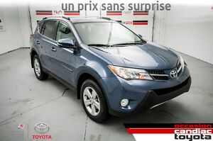 2013 Toyota RAV4 XLE * 4WD * TOIT OUVRANT * MAGS * 49506 KM *