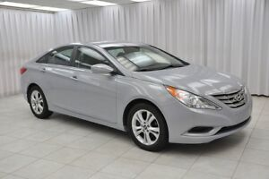 2011 Hyundai Sonata GL SEDAN w/ BLUETOOTH, HEATED SEATS, A/C & 1