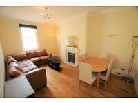 A large two bedroom, two bath apartment with underground parking just off the Gloucester road.