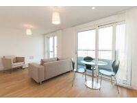 1 BEDROOM APARTMENT - MARNER POINT BOW E3 - GYM CONCIERGE ROOF TERRACE PRIVATE BALCONY NO1 THE PLAZA