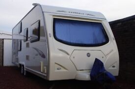 Avondale 630-6 6 berth family caravan 2009