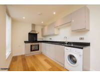 A one bedroom first floor rear facing flat to rent in Kingston. London Road.