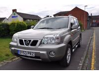 NISSAN X-TRAIL 2.2 DI SVE 5DR ( 1 OWNER FROM NEW) F.S.H