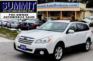 2013 Subaru Outback 2.5i Touring | CAR-PROOF CLEAN | AWD | BLUET