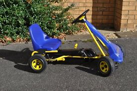 Kettler Kettle Cars Go-Cart